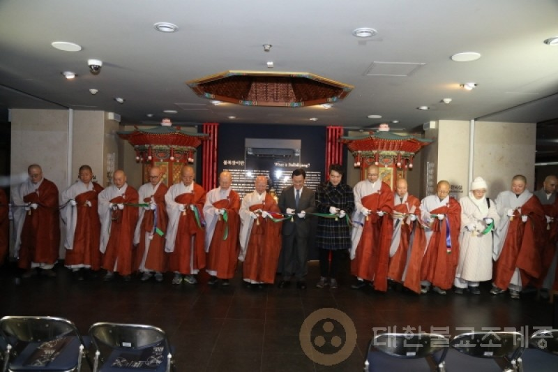 佛教中央博物馆2018年主题展举办〈佛陀的诞生—佛腹藏〉展览